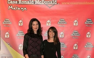 RMS at Ronald McDonald House Charity Gala in Málaga, Spain