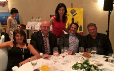 Ronald McDonald House Charity Gala in Spain