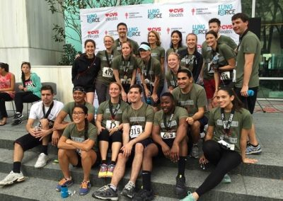 RMS sponsors 2016 Fight for Air Climb