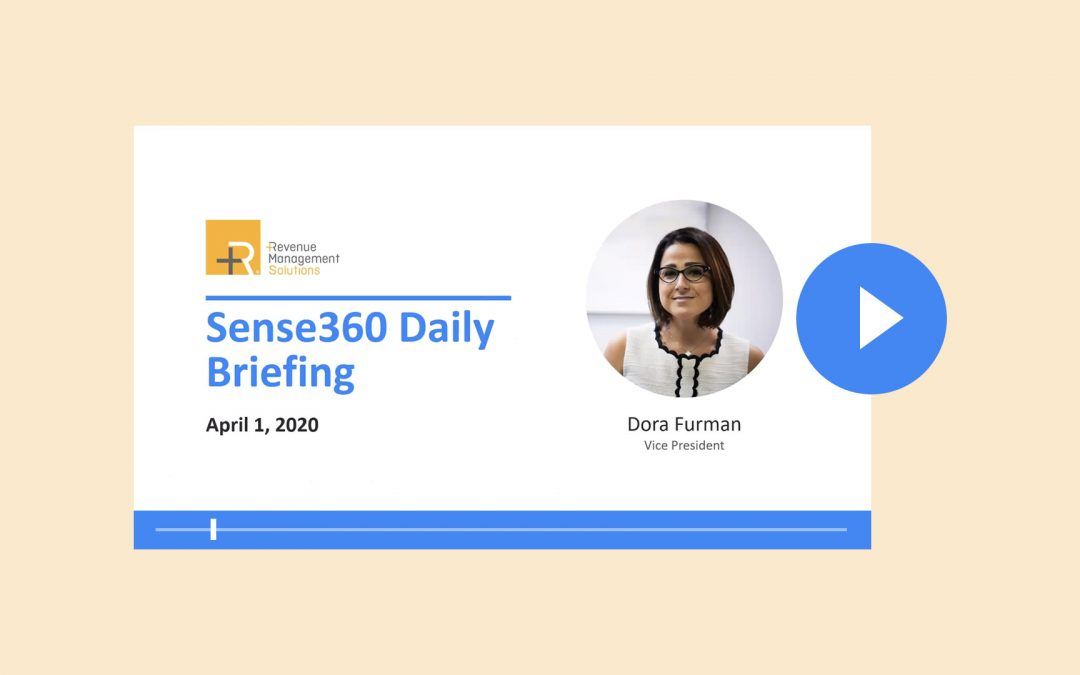 Sense360 Briefing with Dora Furman